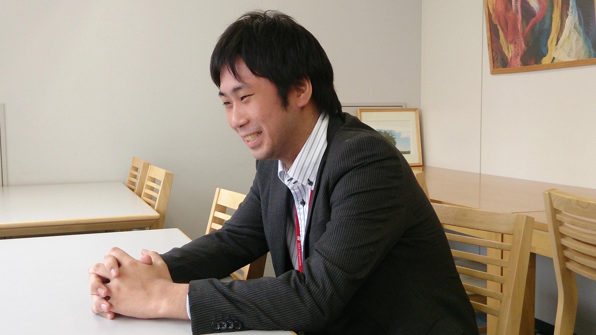 経営管理本部 経営企画部 松浦 茂樹氏