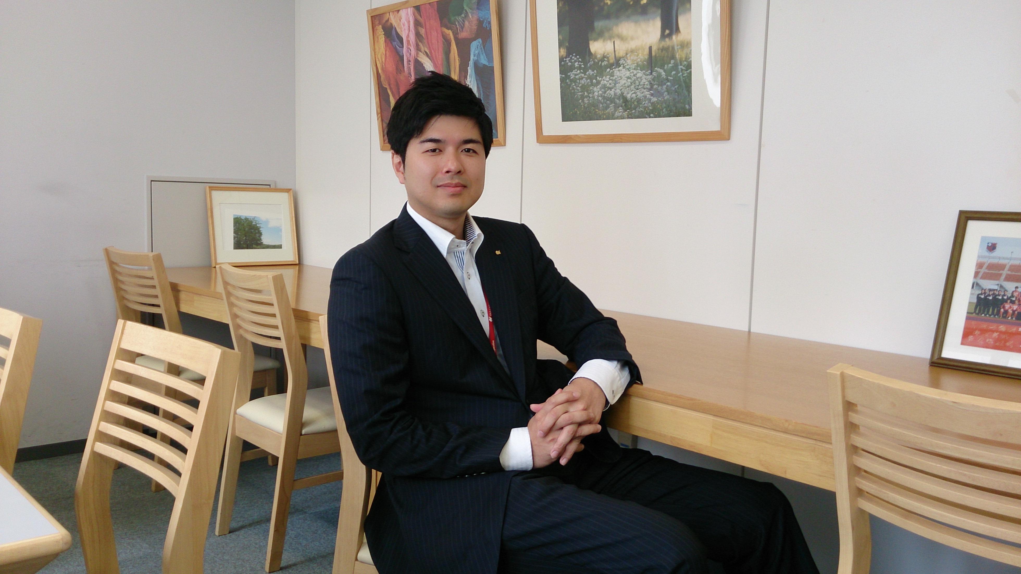経営管理本部 経営企画部 渡辺 敬宏氏